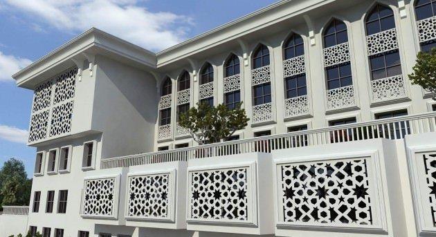 Türkiye'nin en büyük İmam-Hatip Lisesi açılıyor