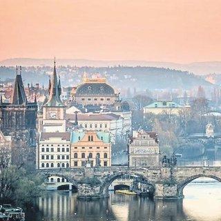 Nerede Prag beni orada bırak