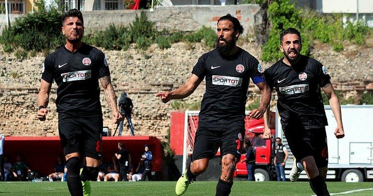 Karagümrük, 14 sezon sonra 1. Lig'in kapısında