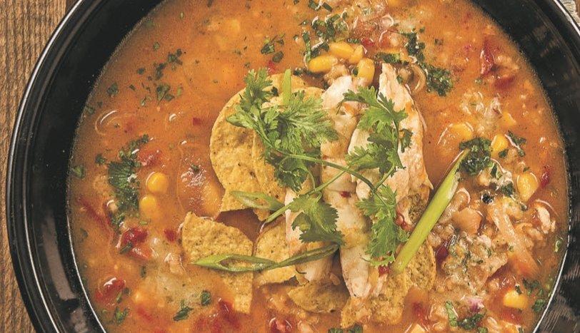 Pirinçli Balık Çorbası