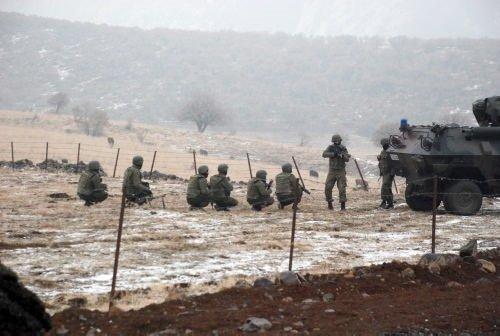 Bingöl'de teröristler yakalandı