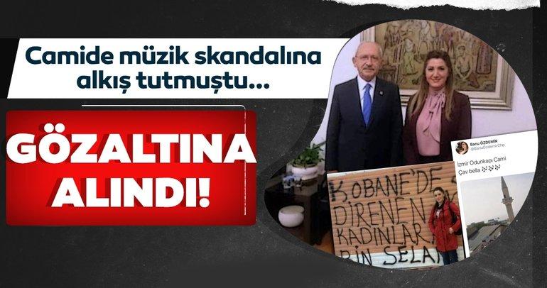 Son dakika: İzmir'deki 'camide müzik' skandalıyla ilgili flaş gelişme: Gözaltına alındı