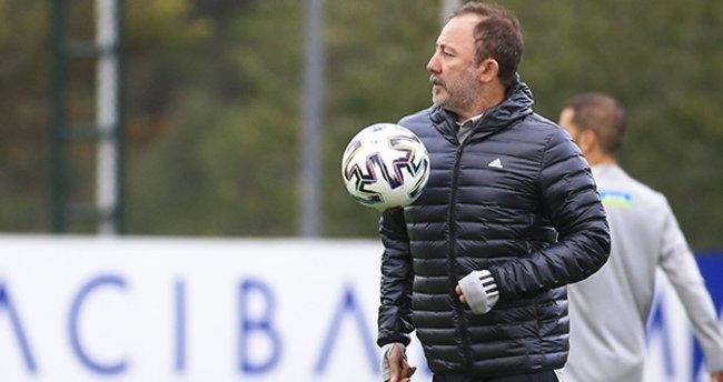 Beşiktaş Teknik Direktörü Sergen Yalçın hedefini açıkladı!