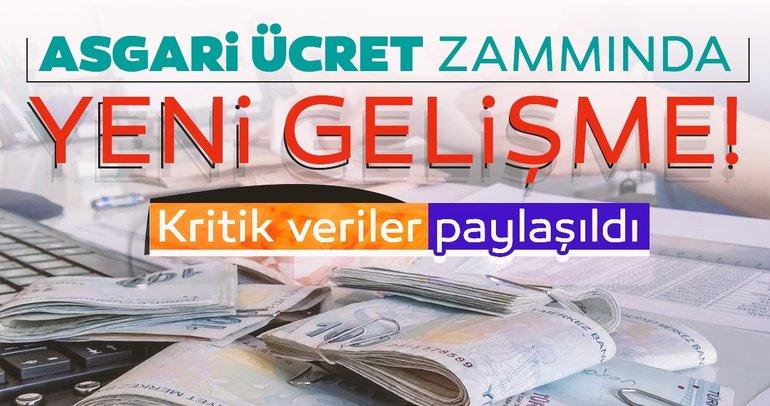 SON DAKİKA | 2021 Asgari ücret ve AGİ zammı ne kadar olacak, belli oldu mu? Asgari ücret zammı hakkında kritik detay!