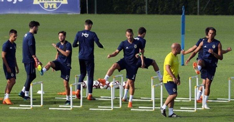 Fenerbahçe'de Roberto Soldado döndü