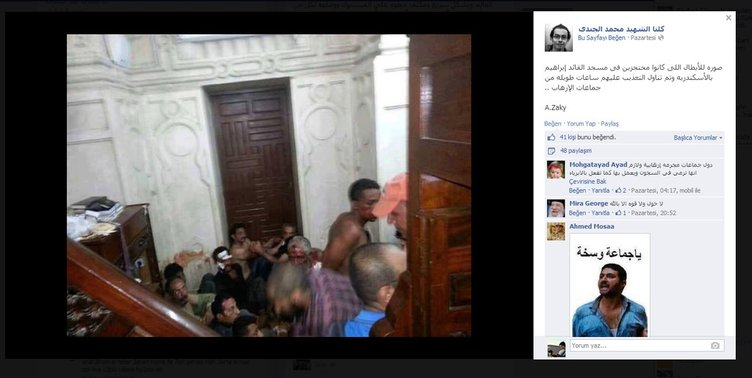 İşte Mısır'ın 'Gezi Parkı' yalanları