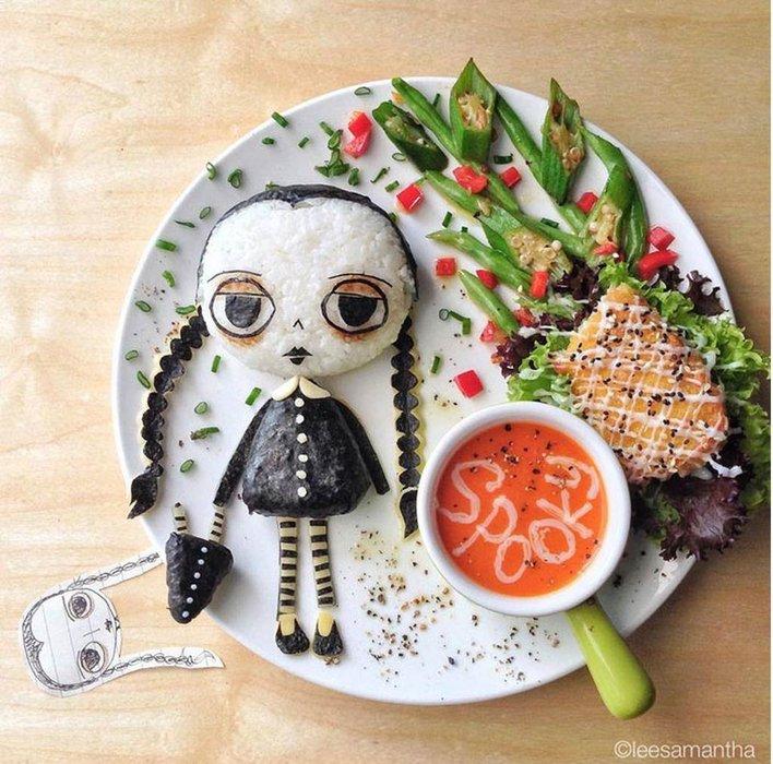 Sevimli yemekler!