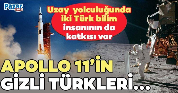 Apollo 11'in gizli Türkleri