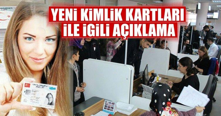 Ankara Valiliği'nden T.C. kimlik kartları ili ilgili açıklama