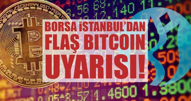 BIST Başkanı Karadağ'dan Bitcoin açıklaması