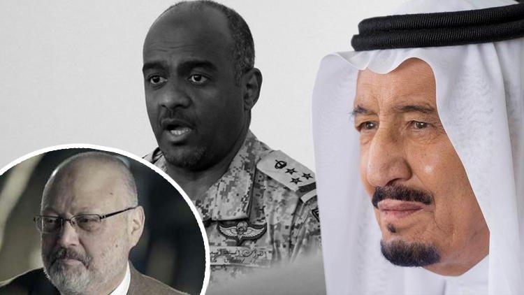 Suudi Arabistan İstihbarat eski Başkan Yardımcısı Ahmed Asiri ile ilgili görsel sonucu