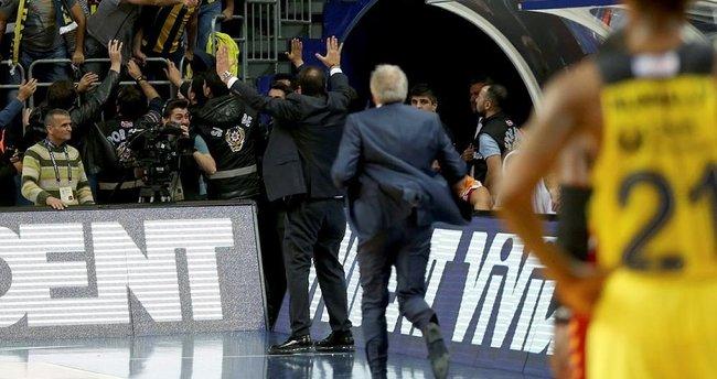 Galatasaray'dan Fenerbahçe'ye yanıt