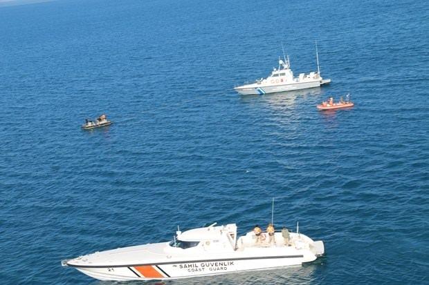 Yunan botunu Türk askeri kurtardı