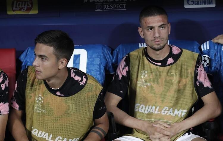 Fenerbahçeliler, Atletico Madrid - Juventus maçındaki aut tekrarını konuşuyor