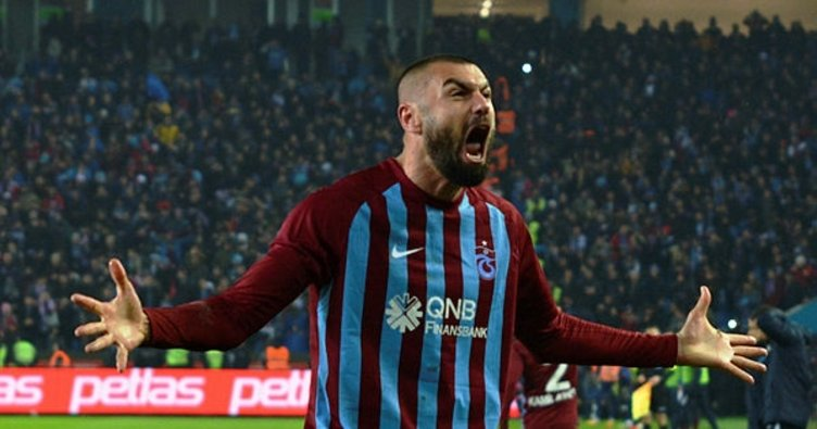 Burak Yılmaz, Trabzonspor'u TFF'ye şikayet etti