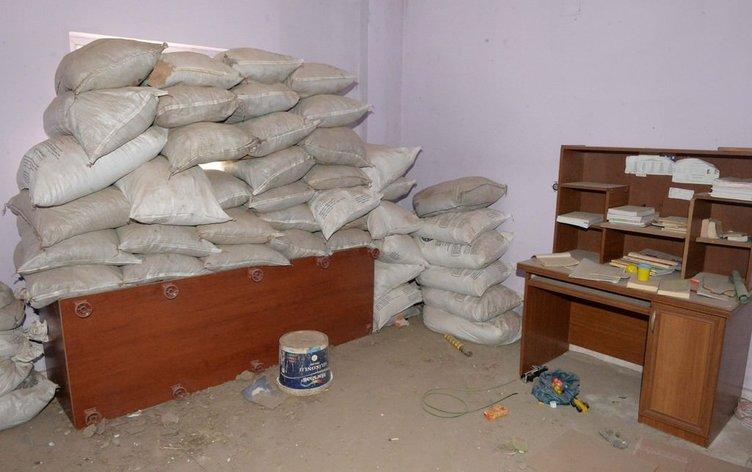 PKK'nın Patlayıcı imalathanesi imha edildi