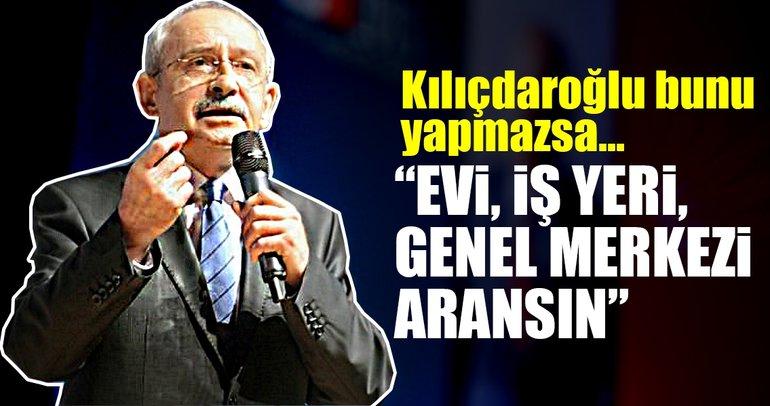 Son dakika: AK Partili vekilden Kılıçdaroğlu'na suç duyurusu!