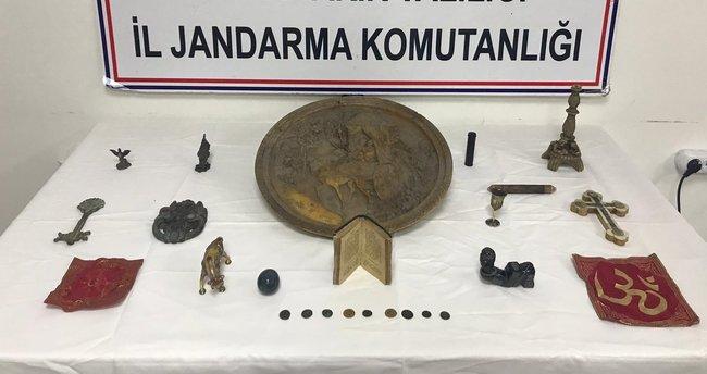 Diyarbakır'da ele geçirildi, değeri 500 bin lira