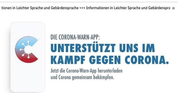 Korona uygulamasını 12 milyon kişi indirdi
