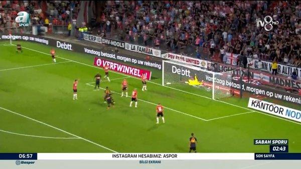 PSV 5 - 1 Galatasaray maç özeti tüm goller izle! Şampiyonlar Ligi PSV Eindhoven 5 - 1 Galatasaray MAÇ ÖZETİ (PSV- GS)