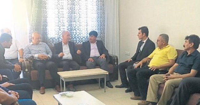AK Partili İbrahim Baz'dan ülkü ocaklarına ziyaret