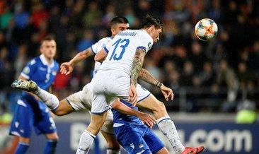 İtalya'dan deplasmanda gol yağmuru! - Liechtenstein 0 - 5 İtalya (MAÇ SONUCU)