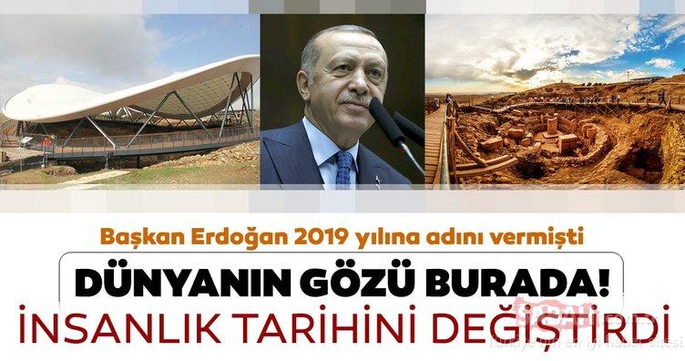 Başkan Erdoğan 2019 yılının Göbeklitepe yılı ilan edildiğini açıklamıştı! İşte Göbeklitepe hakkında bilinmesi gerekenler