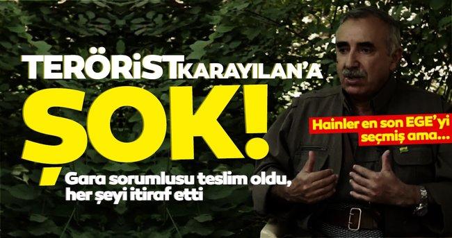 Son dakika | Karayılan'a yeni şok: PKK'nın Gara'daki kritik ismi teslim oldu