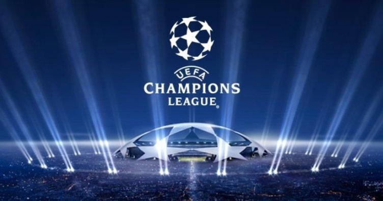 Şampiyonlar Ligi'nde 7 maç var