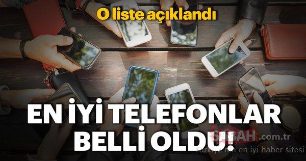 AnTuTu en iyi 10 telefonu açıkladı!