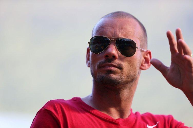 Sneijder ayrılıyor mu? Yeni takımı hangisi?