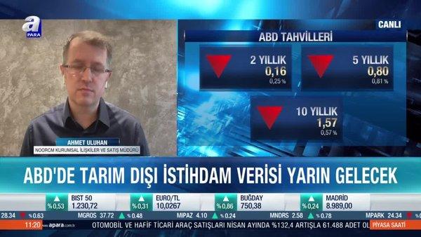 Ahmet Uluhan: Borsa İstanbul'da 1450 seviyesi aşılması durumunda yükseliş ivmelenebilir