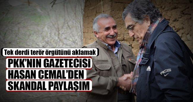 Kandil'in tetikçisi Hasan Cemal!