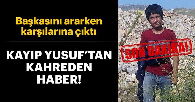 Son dakika: Diyarbakır Silvan'da kaybolan Yusuf Yılmaz'ın cesedi bulundu - Kayıp Yusuf Yılmaz neden öldü?