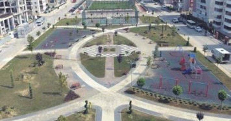 Osmangazi'ye çocuk parkı