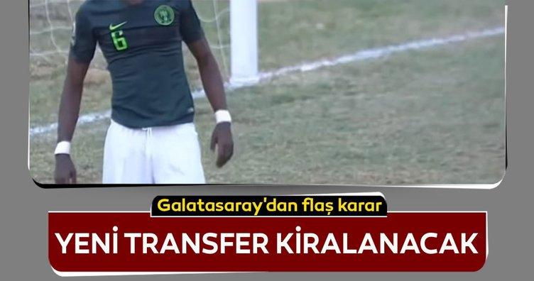 Galatasaray transfer haberleri! İşte 10 maddede 2019-20 model Galatasaray