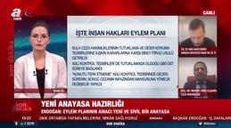 İşte Cumhurbaşkanı Erdoğan'ın açıkladığı İnsan Hakları Eylem Planı'nın detayları...
