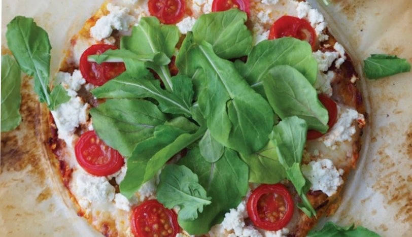 Kahvaltılık fit pizza