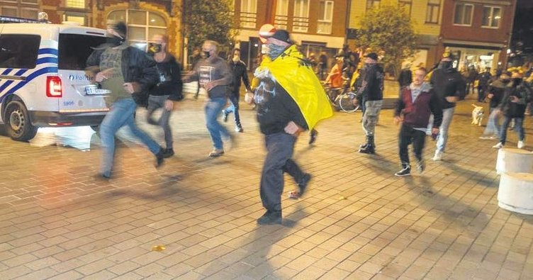 Brüksel'de ırkçı dehşet