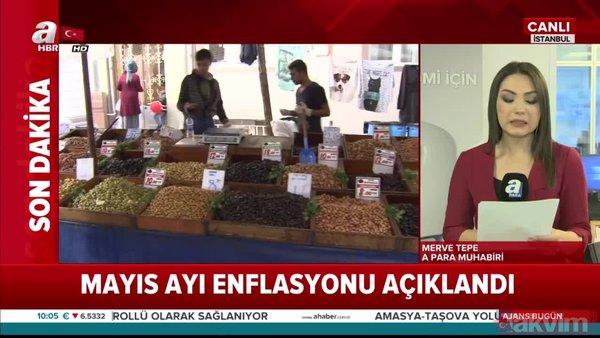 Mayıs ayı Enflasyon oranı, TEFE, TÜFE, ne oldu? 2019 Mayıs enflasyon oranı açıklandı