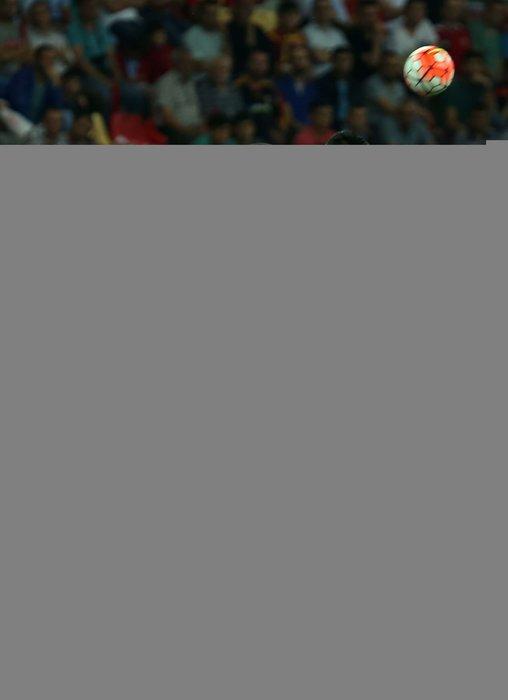 Kayserispor Trabzonspor maçından kareler