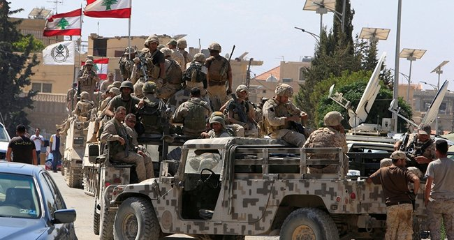 Lübnan ordusu Hizbullah destekçilerinin protestosunu dağıttı