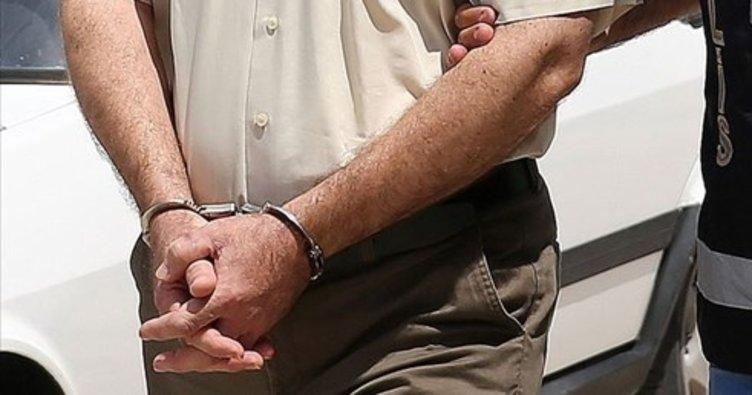 HDP ilçe başkanı terör örgütü üyeliğinden tutuklandı
