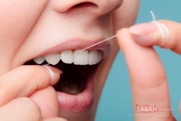 Dişlerinizi erken yaşta kaybetmek istemiyorsanız bu hataya düşmeyin!