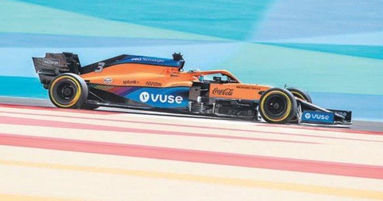 Formula 1'in efsanesi McLaren'e Türk token'i
