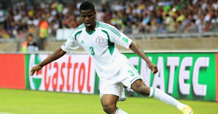 Sivasspor, Nijeryalı sol bek Elderson ile prensipte anlaştı