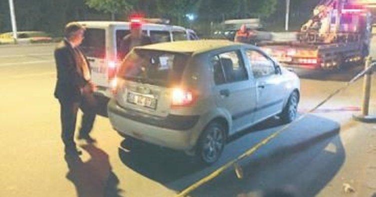 Çankaya'da kaza: 1'i ağır 3 yaralı