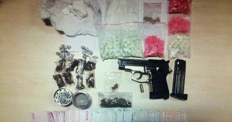 Tutuklanan uyuşturucu taciri loto talihlisi çıktı