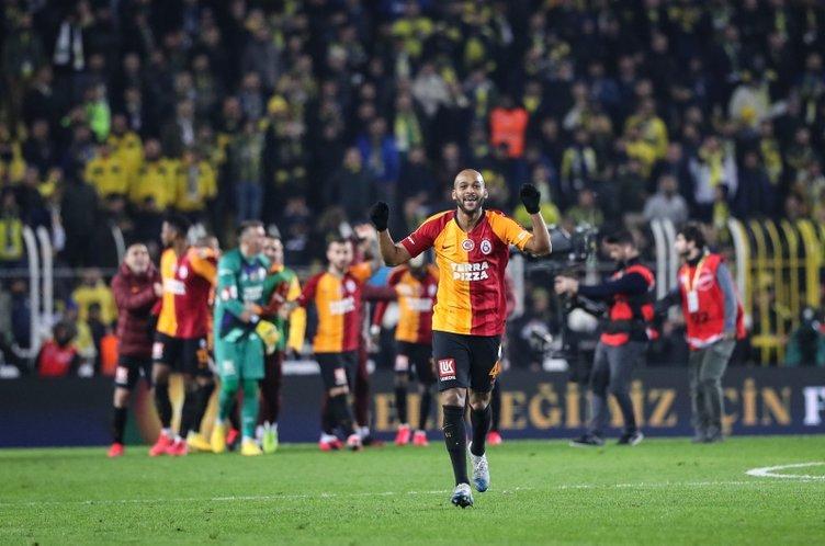 Ozan Tufan Fenerbahçe - Galatasaray derbisine damga vurdu! Böyle bir şey olabilir mi ya?