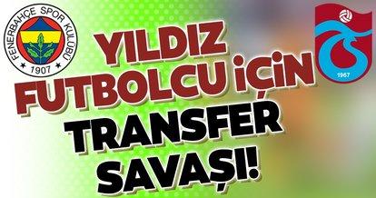 Fenerbahçe ve Trabzonspor transferde karşı karşıya geldi!